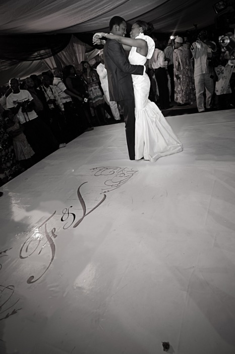 photoblog image First Dance