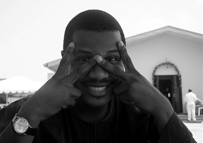 photoblog image Silly Tosin